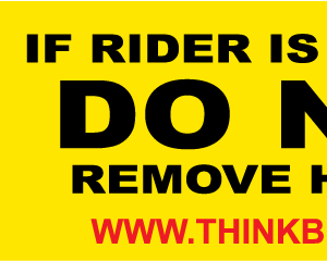 Think Bike DNR Stickers (10-pack)
